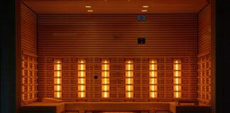 Sauna infrared na odchudzanie